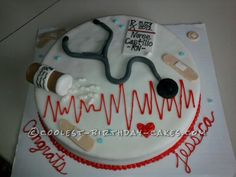Nurse Cake Nurse cakes Cake and Medical cake
