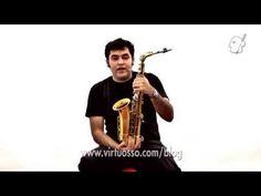 Saxofones CONN, tipos de saxofones - YouTube