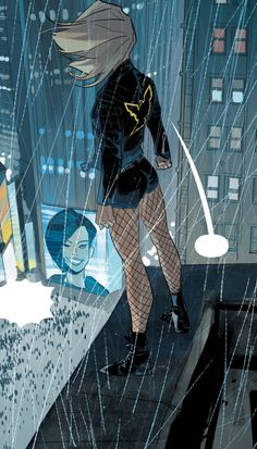 "Green Arrow #2 - ""Erasure"" (2016)"