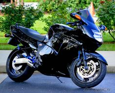 2003 Honda CBR 1100xx Super Blackbird