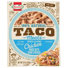 @Influenster sent me a free coupon to test and review Hormel | Taco Meats #TacoGoals #contest