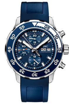 Aquatimer Chronograph Automatic | IWC | Tourneau