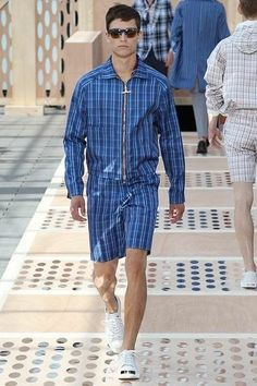 Paris Fashion Week F/S 2014: Louis Vuitton zeigt in Paris Männermode - GQ