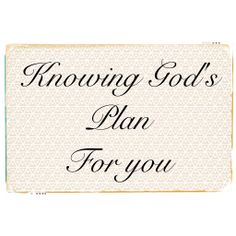 Living a Purposeful Life by Knowing God's Plan For You. www.thenewbri.de