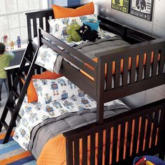 Need these bunk beds for the boys!