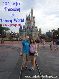 10 Tips for Traveling to Disney world While Pregnant_www.perfectionisnthappy.com