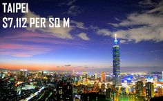 "Taipei property average price per square meter (original image by ""brulene_hsu"" via flickr)"