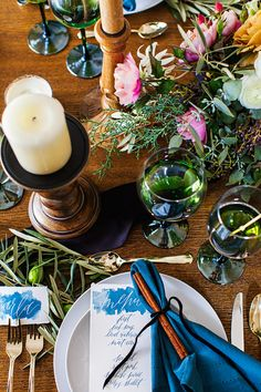 not-your-typical holiday tablescape from mStarr event design in collaboration with Style Me Pretty Living and Pier 1 Imports