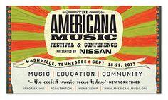americana music - tenn hens design