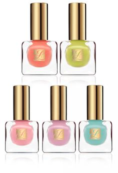 Pure Color Heavy Petals nail polish by Estée Lauder