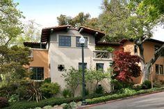 Bernard Maybeck house, Berkeley, CA