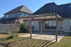 11411 Pleasant Knoll Dr.  This arbor and porch!  http://mlsbox.paragonrels.com/publink/default.aspx?GUID=af4f66e7-45a6-425e-bcec-05bd24346122&Report=Yes