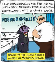 The Argyle Sweater Comic Strip, July 20, 2015 on GoComics.com