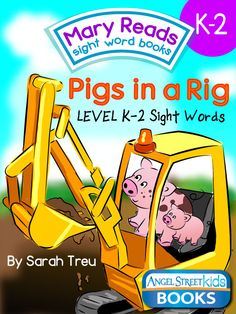 Great learn to read sight words by Angel Street