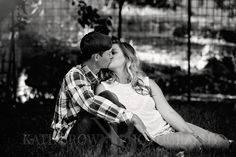 Elko, NV Premier Engagement and wedding photographer. Rustic ranch engagement session.