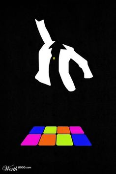 Saturday Night Fever  Minimalist Movie Poster