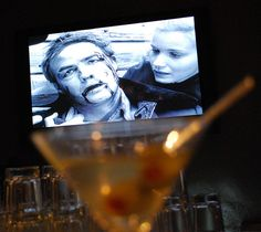 Movies and Martinis  © Michael P. D'Arco