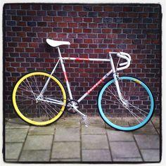 My old bike!