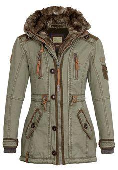 Naketano Women's Jacket Haubitze II at Amazon Women's Coats Shop