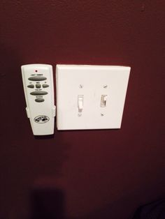 We have these installed in all the bedrooms. Not sure if it makes us smart or lazy.