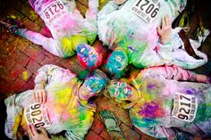 Color runners! Dallas baby!!
