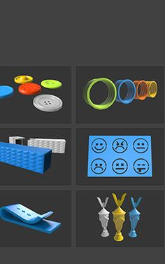 2 | Microsoft's First 3-D Printing App Is Made For The Average Joe | Co.Design | business + design