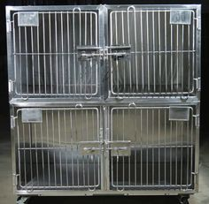 Dog Cage Van Conversion Dog Travel Pinterest Dogs
