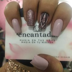 Discover recipes, home ideas, style inspiration and other ideas to try. Posh Nails, Sassy Nails, Nude Nails, Gelish Nails, Acrylic Nails, Bella Nails, Magic Nails, Fabulous Nails, Finger