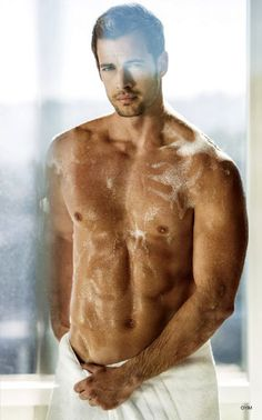 William Levy . . . Damn, boy! Can you just, like, STOP being attractive for at least five more pins, please?