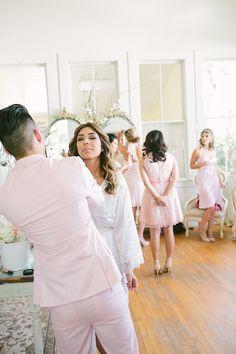 Vis Photography   Green Gables Wedding Estate.  San Diego Weddings.  Wedding Photography.  Pink wedding.