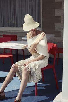Rosetta Getty Resort 2017 Fashion Show