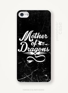 Game of Thrones phone case iPhone case Mother of Dragons iphone case iPhone4…