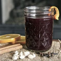 This delicious recipe for mulled wine is a Scandinavian tradition that will keep you warm on cold winter nights.