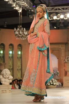 5-Best-Pakistani-Bridal-Dresses-Colors-2014-4.jpg (533×800)