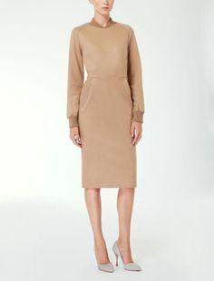 #MaxMara 2015 dress from the catwalk