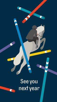 Saut Hermès au Grand Palais 2019 - Fonts In Use Equestrian Chic, Show Jumping, Heritage Brands, Fashion Company, Visual Identity, Google Images, Hermes, Grand Palais, Illustration