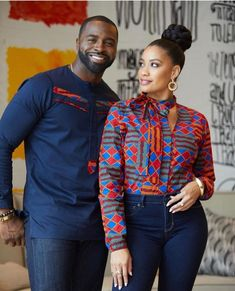 african fashion 2019 Latest Ankara Styles for Couples Couples African Outfits, African Dresses Men, African Blouses, African Clothing For Men, African Fashion Ankara, African Shirts, Latest African Fashion Dresses, African Wear, African Attire
