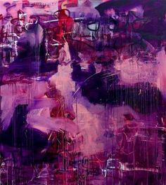 """Saatchi Art Artist jeff chies; Painting, """"neither with all the words it would be possible"""" #art #physicality, #structural, #abstract, #liquid, #lyrical, #narrative  #art #AbEx #gestural #painting #color"""