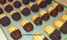 Greek Sweets, Greek Desserts, Greek Recipes, The Kitchen Food Network, Amaretti Cookies, Mini Cupcakes, Biscotti, Food Network Recipes, Oreo