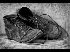 #Reflexão - Um par de sapatos velhos