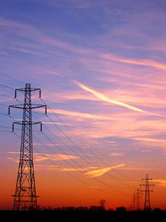 Power lines linked to asthma
