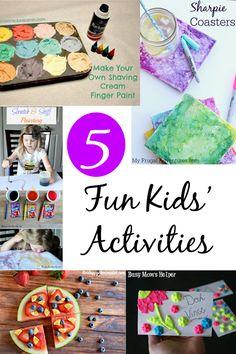 5 Fun Kids' Activities