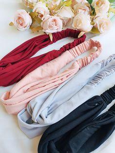 Twist Headband Turban – Heather Clothing Twist Headband, Turban, Stylish, Fabric, Clothing, Color, Fashion, Tejido, Outfits