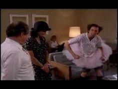 Funny sceene from Ace Ventura Pet Detective, Jim Carrey
