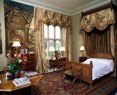 Lismore Castle Interiors -