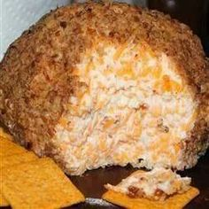 Butter Milk Cheese Ball.