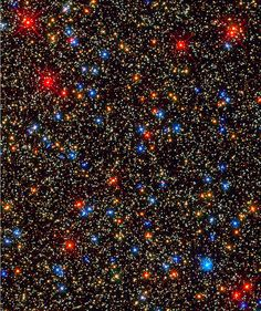 Omega Centauri Star Cluster: 16,000 LIGHT YEARS from Earth (Hubble Photo)#Repin By:Pinterest++ for iPad#