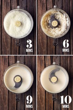 How-to Make Coconut Butter - One step, one ingredient // Tasty Yummies