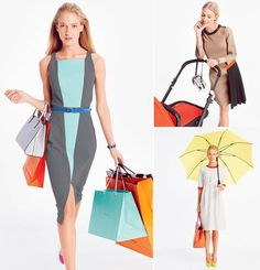 ** BurdaStyle Color Code 10-Pattern Collection ($35.99) **   -- Solid Round-up of Super Cute & Flattering Dresses/Garments!!