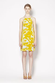 3.1 Phillip Lim | Sundress with Pintucked Side Panels